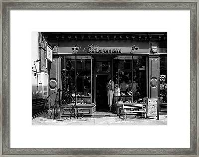 Thomas Farthing - British Tradition Framed Print