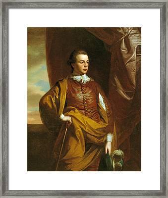 Thomas Middleton Of The Oaks Framed Print