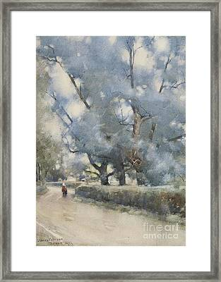 Thornhill  Framed Print by MotionAge Designs