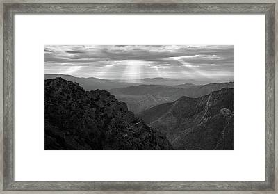Framed Print featuring the photograph Thoroughly At Home by Alexander Kunz