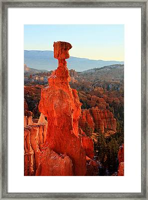 Thor's Hammer Framed Print by Pierre Leclerc Photography