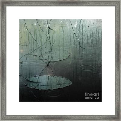 Those Days We Fail Framed Print by Aimelle