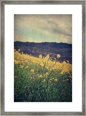 Those Lighthearted Days Framed Print