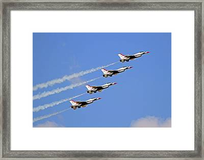 Those Magnificent Men In Their Flying Machines Framed Print