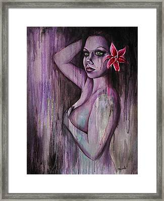 Those Who Stayed Framed Print by Matt Truiano