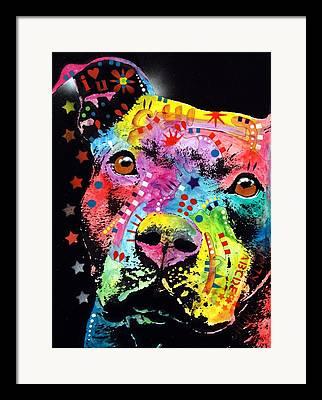 Animal Artwork Framed Prints