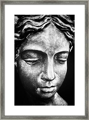 Thoughts Of A Time Gone By Framed Print