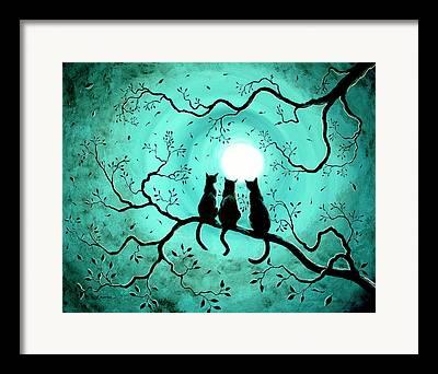 Wiccan Framed Prints