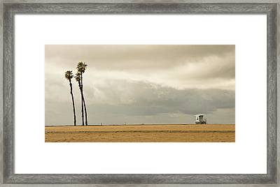 Framed Print featuring the photograph Three 'n One by Kevin Bergen