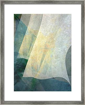 Three Sheets To The Wind Framed Print by Jean Moore