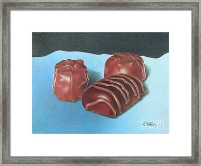 Three Sirens Framed Print by Pamela Clements