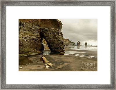 Three Sisters Framed Print by Werner Padarin