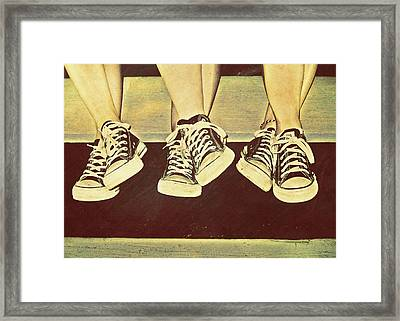 Three Stooges Framed Print by JAMART Photography