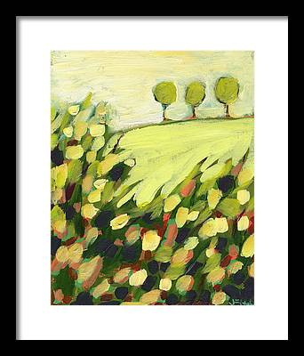 Landscape Paintings Framed Prints