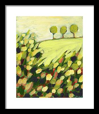Impressionist Framed Prints