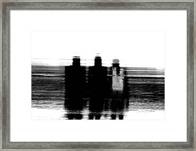 Three Wise Men Framed Print