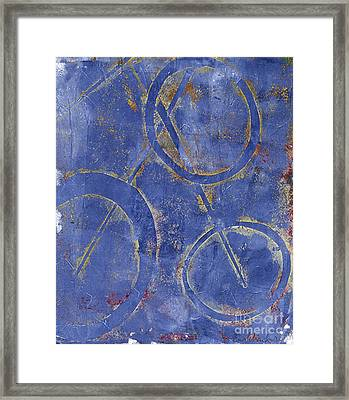 Three Worlds 2 Framed Print