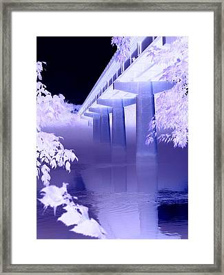 Threshold Of Dreams Framed Print by Gerald Nesbitt
