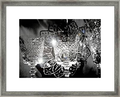 Thrift Store Framed Print by Christopher Woods