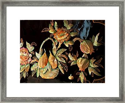 Thrift Store Still Life Framed Print