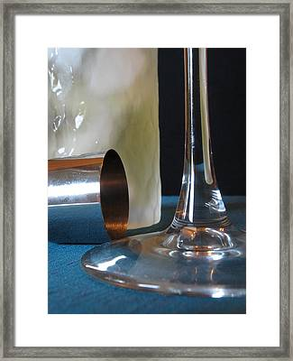 Thristy Framed Print by Kim Pascu