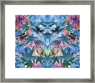 Thriving Framed Print