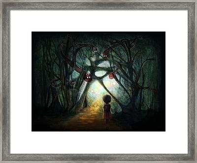 Through The Dream Framed Print