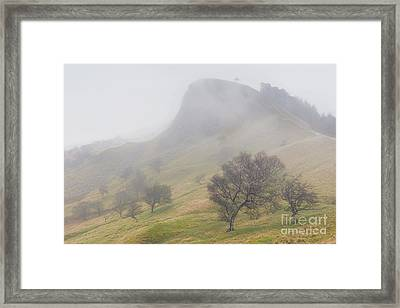 Through Thick And Thin Framed Print by Richard Thomas