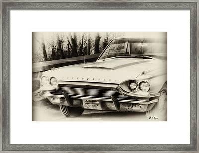 Thunderbird Dreams Framed Print by Bill Cannon