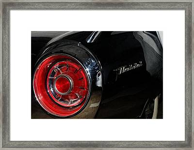 Thunderbird Framed Print by Julie Niemela