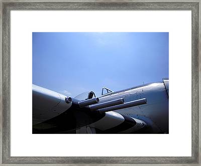 Framed Print featuring the photograph Thunderbolt Quartet by Don Struke