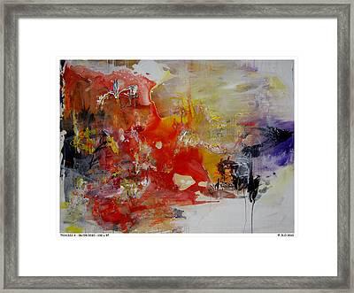 Thx1322-4 Framed Print by Jlo Jlo