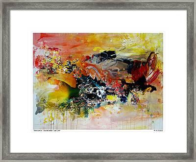 Thx1329-4 Framed Print by Jlo Jlo