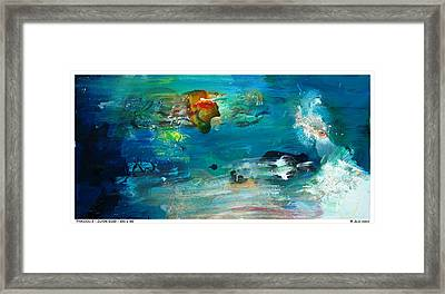 Thx1331-3 Framed Print by Jlo Jlo
