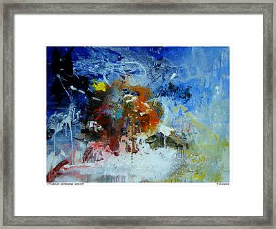 Thx1351-3 Framed Print by Jlo Jlo