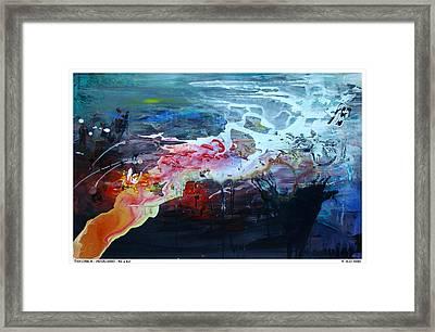Thx1358-4 Framed Print by Jlo Jlo