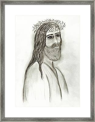 Thy Kingdom Come Framed Print by Sonya Chalmers