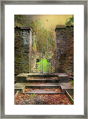 Thy Sanctuary Framed Print by Diana Angstadt