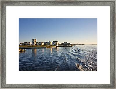 Ti Observation Tower 2 Framed Print