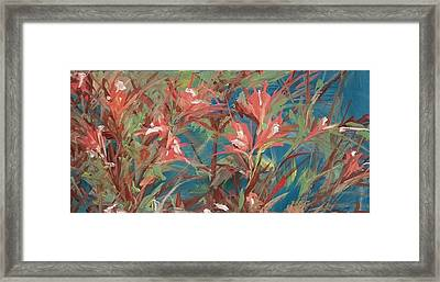 Tiblu Framed Print by Arturo Arboleda