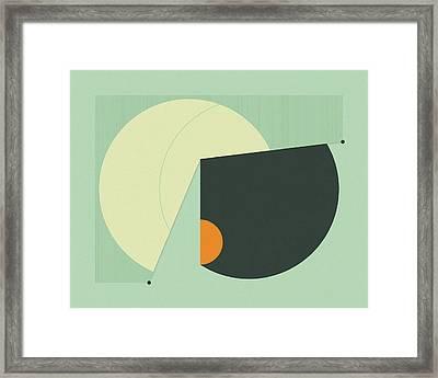Tick Tock #14 Framed Print