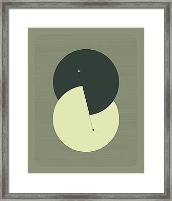 Tick Tock #15 Framed Print