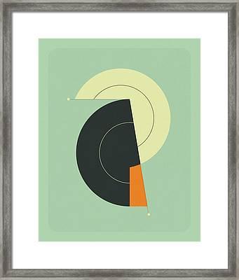 Tick Tock #23 Framed Print