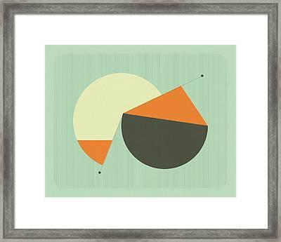 Tick Tock #25 Framed Print