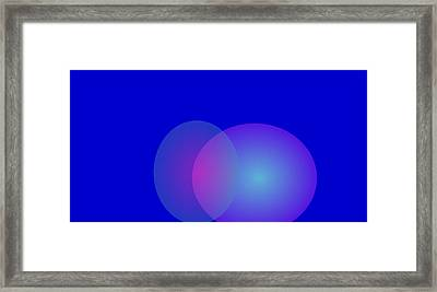 Ticker Usfd Created From Daily Parabolic Projections 7/13/2016 To 4/27/2017 Framed Print