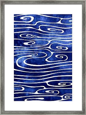 Tide IIi Framed Print