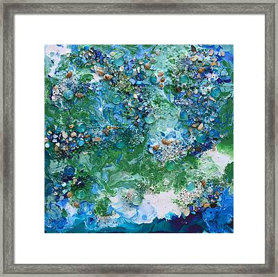 Tidewater Framed Print