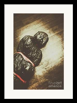 Prank Framed Prints