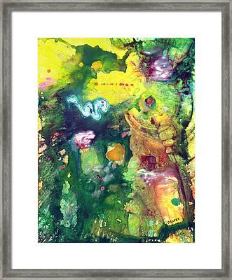 Tikal Framed Print by James Douglas Draper