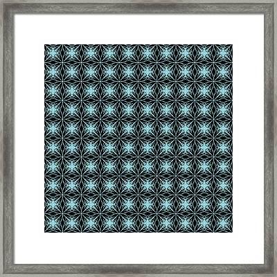 Tiles.2.202 Framed Print